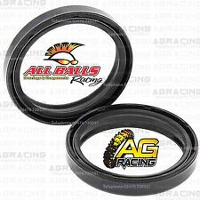 All Balls Fork Oil Seals KIT PARA KAWASAKI KXF 450 2014 14 Motocross Enduro Nuevo