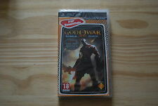 GOD OF WAR GHOST OF SPARTA pour PSP