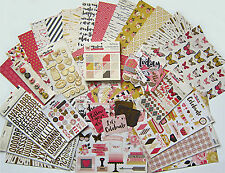 "New Line!  My Mind's Eye  ""My Story""  Paper & Embellishment Set A  [Save 55%]"