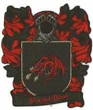 PARCHE JUEGO DE TRONOS TARGARYEN FIRE AND BLOOD GAME OF THRONES PATCH