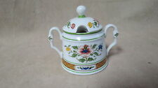 HEINRICH PARNASS MINI COVERED SUGAR BOWL IN EXCELLENT CONDITION