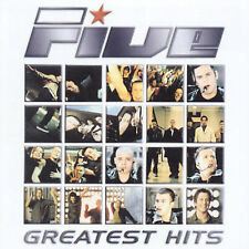 NEW Greatest Hits by Five/5ive CD (CD) Free P&H