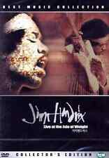 Jimi Hendrix: Live At The Isle Of Wight (1970) New Sealed DVD