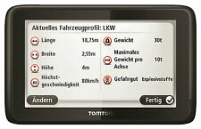 TomTom Business PRO 7150 Europa Truck Edition Navigation