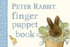 Peter Rabbit Finger Puppet Book by Beatrix Potter, Book, New (Board book)