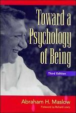 Toward a Psychology of Being by Abraham H. Maslow (1998, Hardcover, Revised)