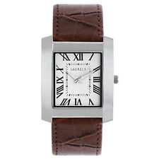 Laurels 1 Volvo Analog White Dial Men's Watch - Lo-Vlv-102