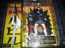 Kill Bill 'Go-Go' (Chiaki Kuriyama) Action Figure Series 1 NECA