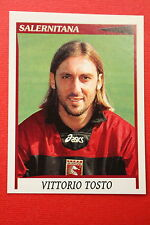 Panini Calciatori 1998/99 n. 310 SALERNITANA TOSTO DA EDICOLA CON VELINA