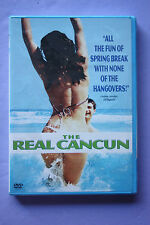 The Real Cancun (DVD, 2004, Sell-Through Reprice) BRAND NEW!!