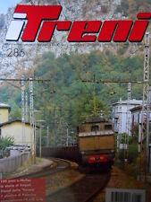 I Treni 285 - Locomotive De 424 Società Veneta - Storia Ferrovia Empoli [TR.29]