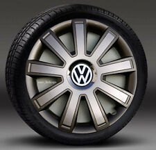"Full Set 16"" wheel trims, Hub Caps, Cover to fit Vw Beetle,Golf,Passat,Sharan"