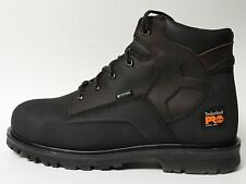 "Men's Timberland PRO Powerwelt 47001 6"" Steel Toe WP Work Boots New in Box 9 M"