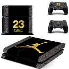 Basketball 23 vinyl decal skin sticker for ps4 playstation 4 Console Controller