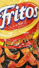 Fritos Flamin' Hot Flavored Corn Chips 9 3/4oz - 3 Bags