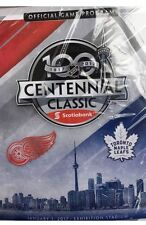 2017 CENTENNIAL CLASSIC OFFICIAL PROGRAM DETROIT RED WINGS TORONTO MAPLE LEAFS
