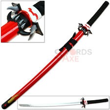 Blood-C Anime Katana Replica Saya Kisaragi Sacred Blood Red Sword Fang