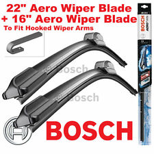 "Bosch AEROTWIN 22"" Inch & 16"" Inch Pair Front Windscreen Wiper Blades"