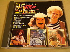 CD / 25 JAAR POPMUZIEK - 1969/1970
