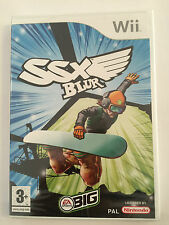 SSX Blur For Nintendo Wii (New & Sealed)