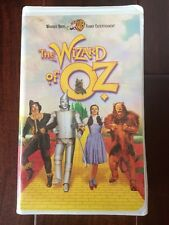 The Wizard of Oz (VHS, 1999, Clam Shell Packaging)