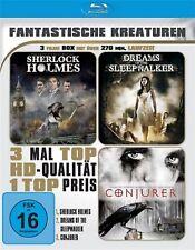 3er Filme Box über 270 Min Laufzeit (Blu-Ray)(NEU & OVP) (N°0127)