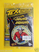 comics tex copertine da collezione n. 4 il segno indiano copertina in metallo 11