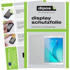 2x Samsung Galaxy Tab A 9.7 Schutzfolie matt Displayschutzfolie Folie dipos