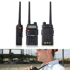 UV-5R 136-174 /400-520MHz DTMF CTCSS Dual Band Two Way Radio Walkie Talkies LN