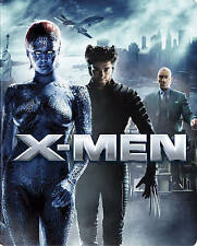 X-Men    *New* Steelbook  (Blu-ray Disc, 2014,)