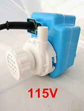 WATER PUMP S2 MASONRY SAW TILE BRICK 115V 1000l/h diamond wet cutting