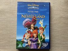 Disneys Peter Pan, Return To Neverland Dvd! Look At My Other DVDs