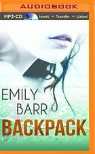 Backpack by Emily Barr (2015, MP3 CD, Unabridged)