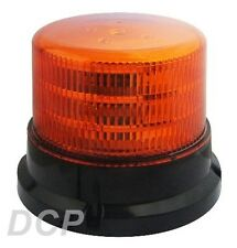 BEACON ECE REG 65 LED FLASHING SAFETY WARNING STROBE REG 10 BOLT MOUNT