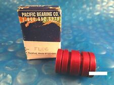 Pacific Bearing FL06, Simplicity® Self-Lubricated Linear Bearing