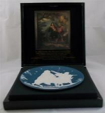 Villeroy & and Boch Phanolith Christmas Plate The Escape to Egypt NEW BH111