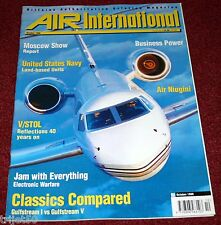 Air International 1999 October USN,Gulfstream,Air Niugini