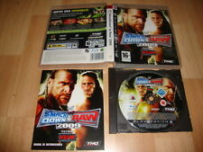 WWE SMACKDOWN VS. RAW 2009 DE THQ PARA LA SONY PS3 USADO COMPLETO