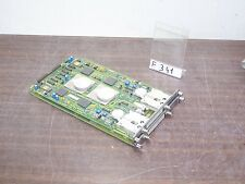 HP 16531A + 16530A BOARD CARTE DIGITIZING ACQUISITION + TIME BASE 400Ms *F341