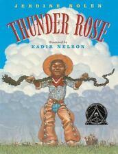 Thunder Rose Coretta Scott King Illustrator Honor Books