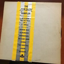 THE LONDON SAMPLER-LP BRONSKI BEAT BANANARAMA REDSKINS