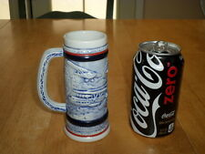 FLYING CLASSICS, Ceramic Beer Stein / Mug, HANDCRAFTED - VINTAGE AVON PRODUCT