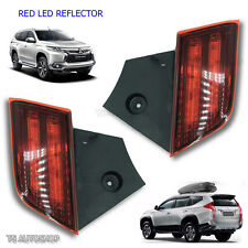 16 17 Mitsubishi Pajero Montero Sport SUV Tail Led Rear Reflector Brake Light