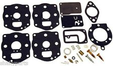 10086 Rotary Carburetor Kit compatible With Briggs & Stratton 694056 491539