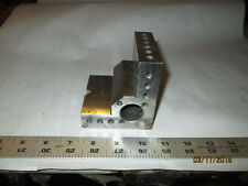 MACHINIST MILL LATHE Toolmakers Set Up Angle Plate Fixture Hardened & Ground