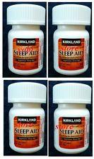 KL Sleep Aid Doxylamine Succinate 25mg 4x96 = 384 Sleeping Pills