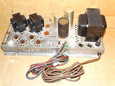 Vintage Fisher 431A or 481A Stereo Tube Amplifier EL84/6BQ5 -12ax7