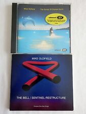 Mike Oldfield – Songs Of Distant Earth CD w/ Free The Bell/Sentinel CD Single