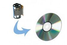35mm APS 120, revelar y servicio de CD de la foto hasta 27.8mb archivos de tamaño de la imagen
