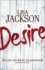 Lisa Jackson : Desire -  Die Zeit der Rache ist gekommen - NEU -